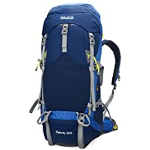 Internal Frame Hiking Backpacks Camping Mountaineering Outdoor Gear 50l Bolang 8468
