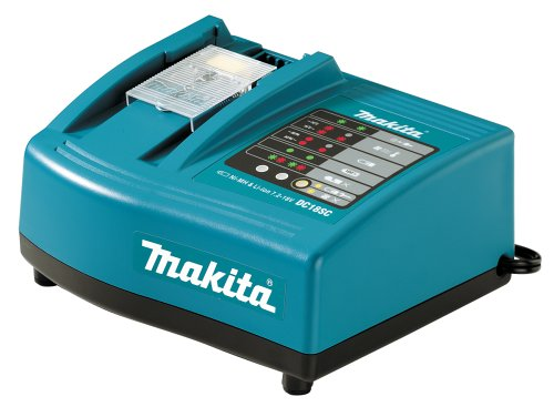 Makita DC18SC 18-Volt LXT Lithium-Ion Charger (Discontinued by Manufacturer)
