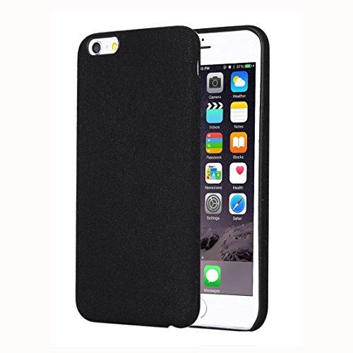 Phone Taschen & Schalen Für iPhone 6 Plus & 6s Plus Ultra Fiber + PC Schutzmaßnahmen zurück Fall ( Color : Black )