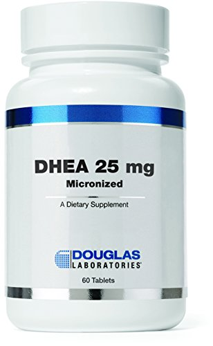 Дуглас Laboratories® - DHEA 25 мг - 60 таблеток