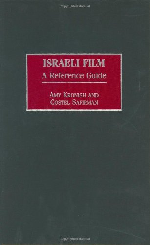 Israeli Film: A Reference Guide (Reference Guides to the World's Cinema)