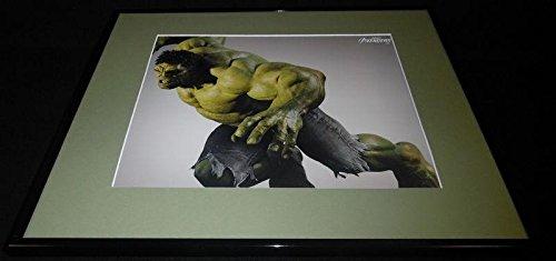 Avengers Incredible Hulk Bruce Banner Mark Ruffalo Framed 16×20 Poster