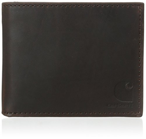 Carhartt Men's Oil Tan Passcase, Brown, One Size ()