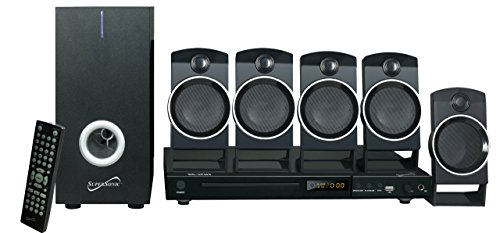 Supersonic SC37HT DVD Home Theater System