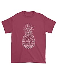 Expression Tees Pineapple Pine Apple Mens T-Shirt