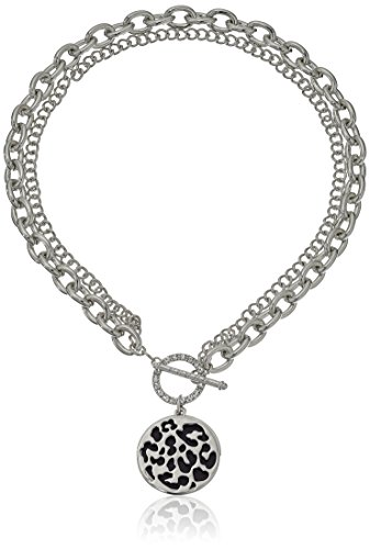 Guess Toggle Charms Pendant Necklace