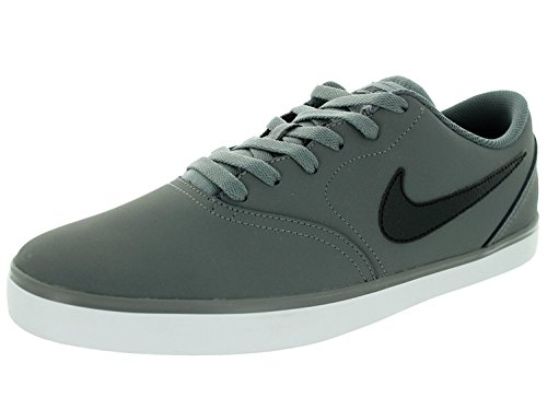 Nike Mens SB Check NB Skate Shoe, Cool Grey/Black/Drk Grey/White, 41 D(M) EU/7 D(M) UK