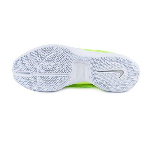 ball Vert 848556 Électrique Nike Hommes Basket De Volt 371 Chaussures Blanc vert RxZqw41W