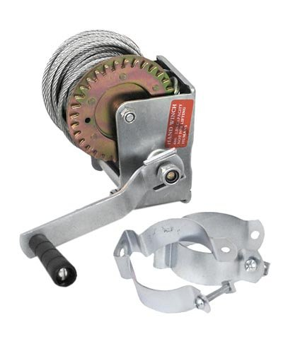 (S&K Purple Martin Pole Winch for the EXRP19 Galvanized Pole )
