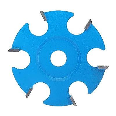 100mm H16 Power Wood Carving Angle Grinder Hexagonal Blade For MAKITA/Dewalt