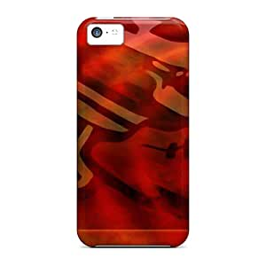 (KbA2158AElo)durable Protection Case Cover For Iphone 5c(tampa Bay Buccaneers)