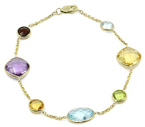 Multi-Color Gemstone 7