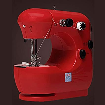 HEBFDGS Mini máquina de coser Mini máquina de coser Profesional de ...