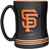 MLB San Francisco Giants 14-Ounce Sculpted Relief Mug