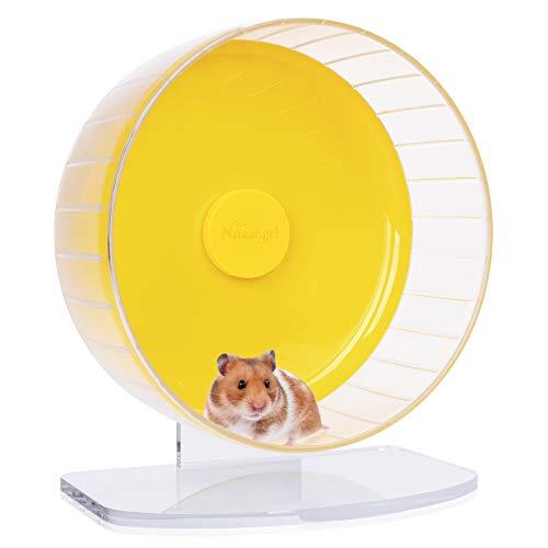 Ruedas De Ejercicio Para Hamster Super Silenciosas L
