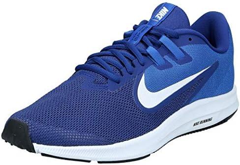 Nike Downshifter 9 Mens Running Shoes, Blue (Deep Royal Blue ...