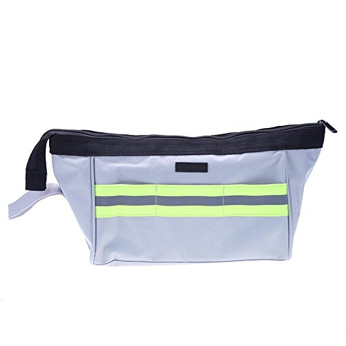 1pc Oxford Canvas Tool kit, Storage Tools Bag Utility Bag Electrical Package by TTnight