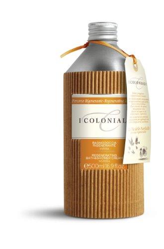 I Coloniali Regenerating Bath & Shower Cream with Myrrh, 16.9 fl. oz.