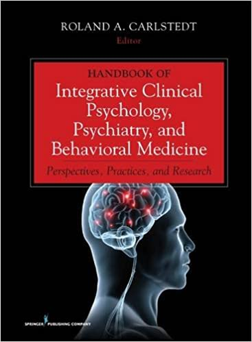 behavioral medicine book of clinical psychology