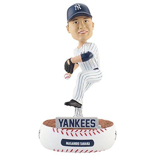 (FOCO MLB New York Yankees Baller Bobble, One Size, Team Color)