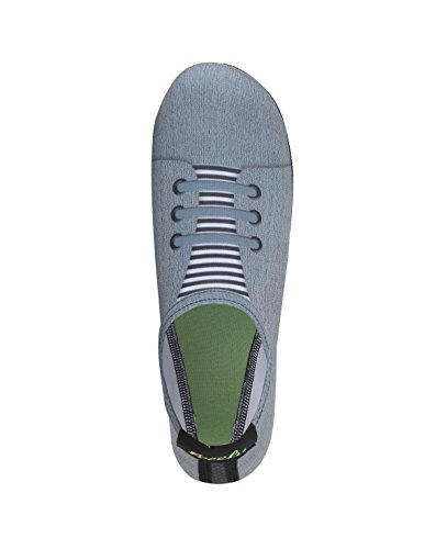 Frei neue barfuß Wasserhaut Schuhe Aqua Socken für Beach Swim Surf Yoga Übung A. Grey