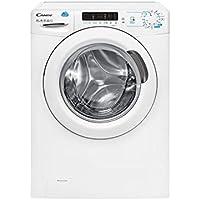 Candy CSS 14102D3-S Autonome Charge avant 10kg 1400tr/min A+++ Blanc machine à laver - Machines à laver (Autonome, Charge avant, Blanc, boutons, Rotatif, Gauche, Blanc)