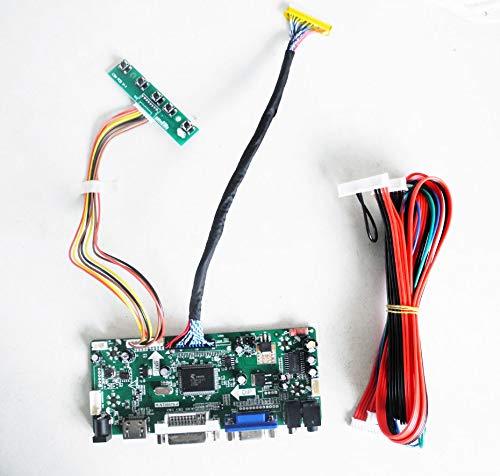 FidgetKute (HDMI+DVI+VGA LCDコントローラーボードコンバーターキット 1920X1200 LM240WU2-SLB2用 B07J66M7LD