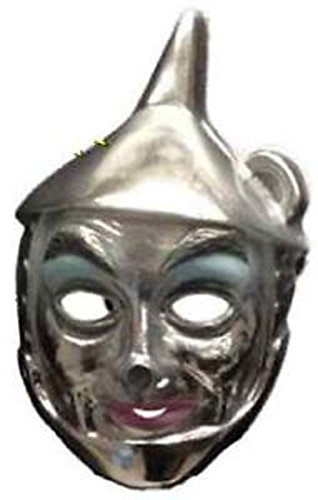 MyPartyShirt Tin Man PVC Mask]()