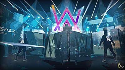MOTIVATION4U Alan Walker, Alan Olav Walke, DJ Walkzz, a Norwegian Record Producer and DJ 12 X 18 inch Poster