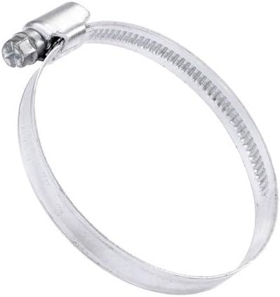 VPE 50 St/ück Werkstoff W1// verzinkt Spannbereich 12-20mm Silber Bandbreite 9 mm SST 1012020091J Schlauchschelle DIN3017