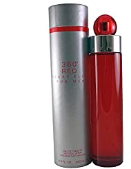 Perry Ellis 360 Red for Men, 6.8 fl oz EDT