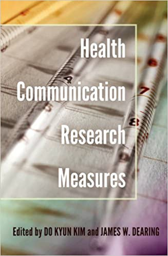 Book Health Communication Research Measures (2015-11-10)
