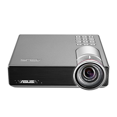 ASUS P3E WXGA (1280 x 800) Lumens VGA HDMI/MHL Ultra-short-throw Projector with 2W Speakers Projector by Asus