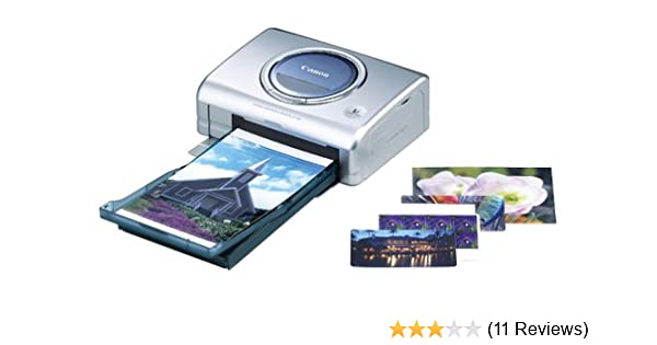 Amazon.com: Canon CP-300 Photo Printer: Electronics