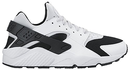 Nike Mens Air Huarache Scarpe Da Corsa Bianche