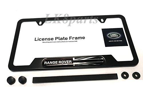 range rover sport license plate - 7