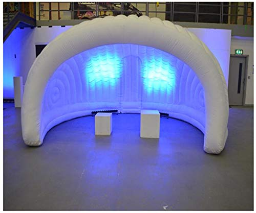 Used, New Inflatable Bar Tent with Led Light and Blower 110V/220V for sale  Delivered anywhere in Canada
