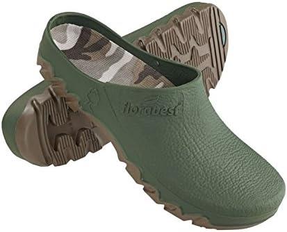 Florabest Herren Gartenclogs 40 41 Grün Amazon De Schuhe Handtaschen