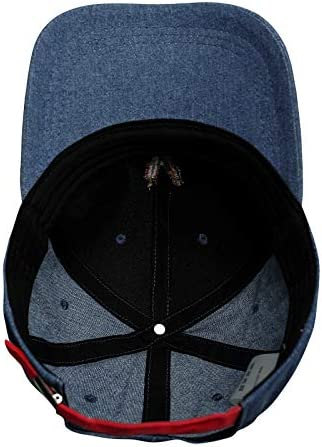 419BY86LqML. AC Zenssia Unisex Adjustable Plain Baseball Cap Dad Hat    This adorable and classic cap is perfect cap for anywhere you go. This cap combines both colorful styles to turn your head and comfort for your all-day wear. You can use it for your usual day-to-day activities. A Must Have Item!