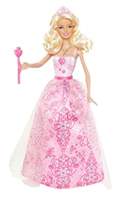 Barbie Princess Barbie Pink Dress Doll - 2012 Version by Mattel