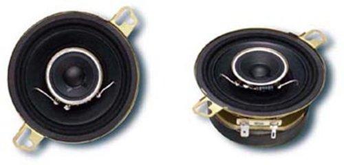 Pioneer TS-876 2-voies 40W enceinte de voiture - Enceintes de voiture (2-voies, 40 W, 10 W, 90 dB, 90-20000 Hz, 9 cm)