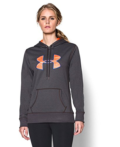 Under Armour Women's Storm Armour Fleece Printed Big Logo Hoodie,