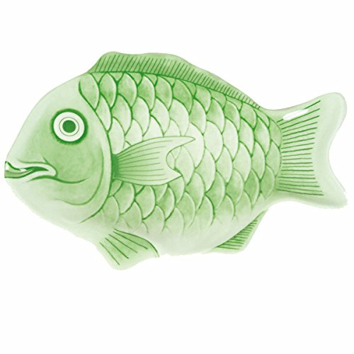 Green Fish Platter - Festive Fish Platters (16