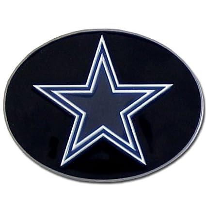 Amazon Nfl Dallas Cowboys Logo Buckle Belt Buckles Sports