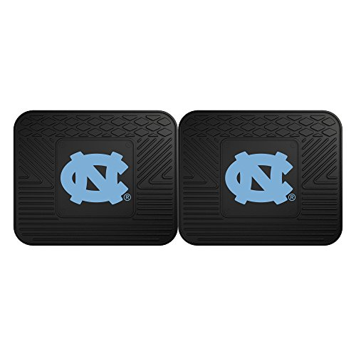FANMATS 12274 University of North Carolina - Chapel Hill Utility Mat - 2 Piece