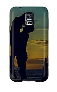 Hot Design Premium MliyXlp19259HyZzN Tpu Case Cover Galaxy S5 Protection Case(i Will Never Let You Fall)
