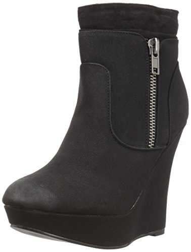 Michael Antonio Women's Effort Ankle Bootie, Black, 10 M US