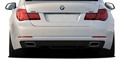 2009-2015 BMW 7 Series F01 F02 AF-1 Rear - Aero Rear Diffuser Shopping Results