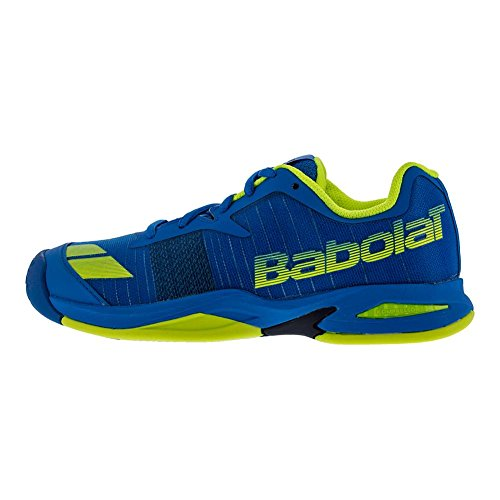 Babolat Junior Jet All Court – Zapatillas de tenis GRIS ROSA