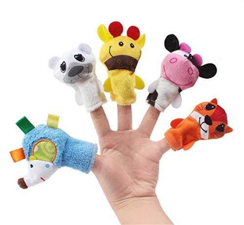 [해외]Heyuni.5 Pcs Finger Set Animal Puppet Set Toy Children`s Learn Play StoryHedgehog / Heyuni.5 Pcs Finger Set Animal Puppet Set Toy Children`s Learn Play Story,Hedgehog